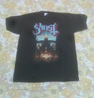 Ghost-meliora T-shirt Size Xl / Swedish Heavy Metal Memorabilia / Used Condition • 2.80£