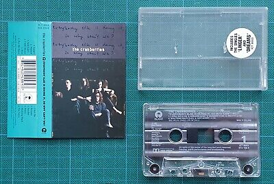 The Cranberries Everybody Else Tape Linger Dreams 1993 Island Records Ict8003 • 4£