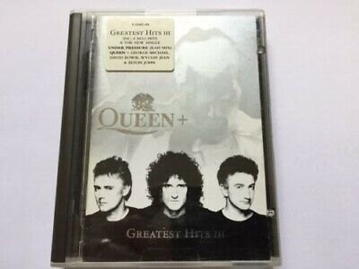 QUEEN GREATEST HITS 3 MINIDISC - RARE - Excellent Condition • 77£