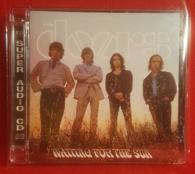 THE DOORS: Waiting For The Sun_Analogue Productions SACD_Audiophile Stereo+M/Chl • 27£