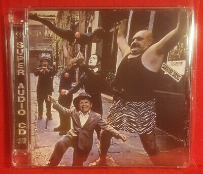 THE DOORS: Strange Days_Analogue Productions SACD_Audiophile Stereo+Multi-Ch Mix • 27£