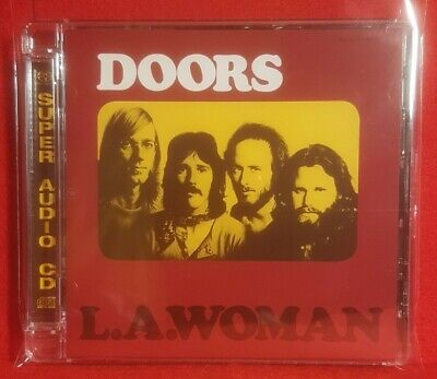 THE DOORS: L.A.Woman_Analogue Productions SACD_Audiophile Stereo & Mult-Ch Sound • 29£