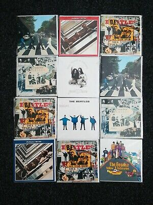 The Beatles Greating Cards. • 3.70£