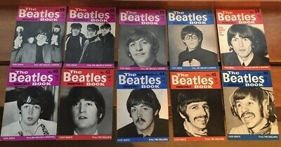 Beatles Monthly Fan Club Books • 4.50£
