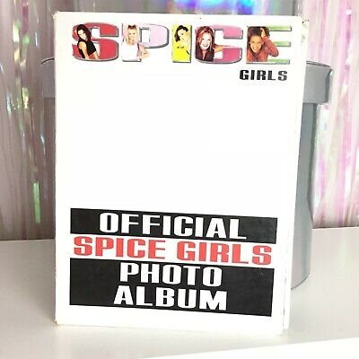 Official Spice Girls Photo Album ( Music Girl Band CD )  • 5.99£