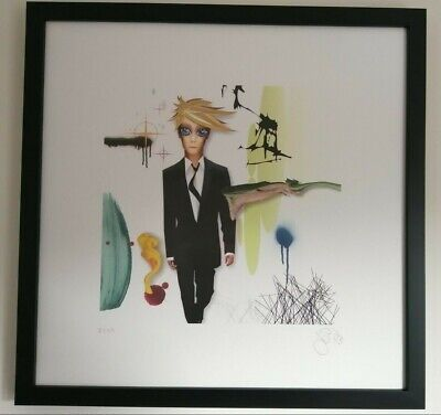 David Bowie Signed Limited Edition Reality Framed Fine Art Print • 1,750£