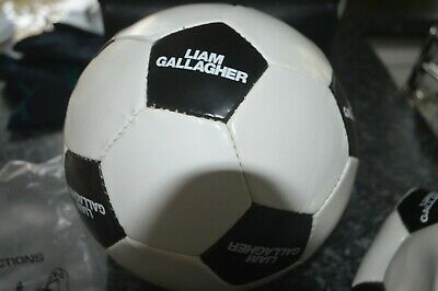 Liam Gallagher Football From 2020 Tour,soccer,oasis,beady Eye,high Flying Birds, • 5£