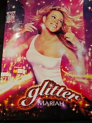 Mariah Carey Glitter Ultra Rare Promotional Only Package With Biography CD Stick • 99.99£