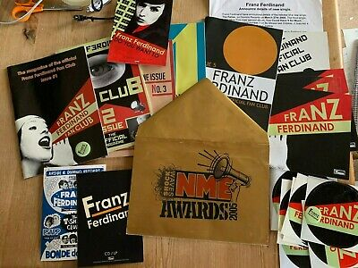 Ultimate Franz Ferdinand Collection • 75£