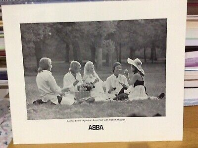 Abba The Movie Promotional Photo.Vintage.Original.Private Collection. • 20£
