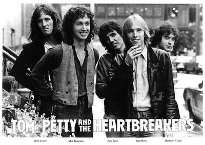 Tom Petty And The Heartbreakers POSTER 34  X 24  • 6.99£