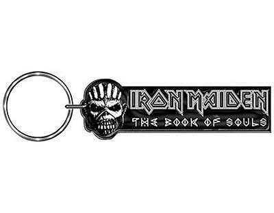 Official Licensed - Iron Maiden - Book Of Souls Keychain Metal Eddie Keyring • 8.99£