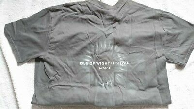 Red Hot Chilli Peppers Iow Festival Shirt • 4.75£