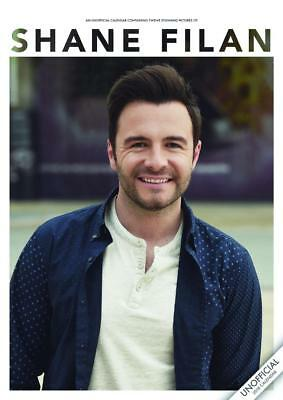 Shane Filan Westlife Calendar 2018 Large Uk A3 Wall Size New Sale !! Sale !! • 2.99£