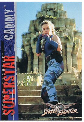 KYLIE MINOGUE - CARD No 44 From The Upper Deck Card Set 1994 - STREETFIGHTER • 1.99£