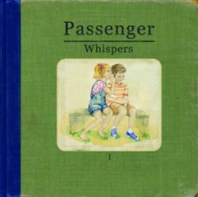 Passenger - Whispers CD *NEW & SEALED* FAST UK DISPATCH! • 6.02£