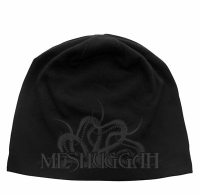 Meshuggah-  Classic Logo  - Beanie Hat - Official Product - U.k. Seller • 14.99£