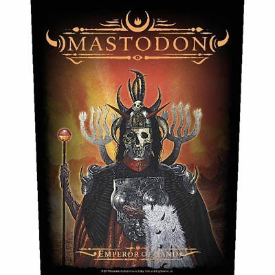 Mastodon-  Emperor Of Sand  - Large Size - Sew On Back Patch • 6.99£