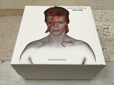 David Bowie  Rare Promotional Box  • 29.99£