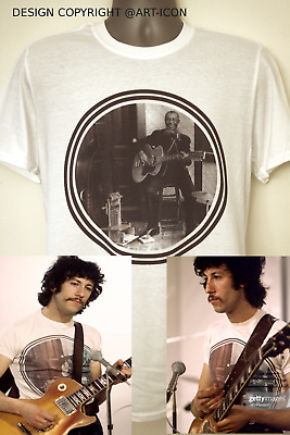 T-shirt Worn By  Peter Green In 1969 Fleetwood Mac • 12.99£