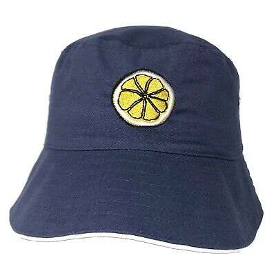 Stone Roses Reni Hat Lemon Slice Bucket Hat. • 9£