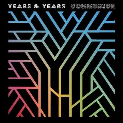Years And Years - Communion (Deluxe) CD *NEW* • 5.43£