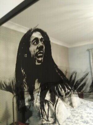 Bob Marley Promotional Picture Mirror • 22£