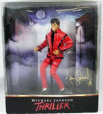 Rare Michael Jackson Thriller Collector Figure Doll Playmates Unopened - New  • 39.99£