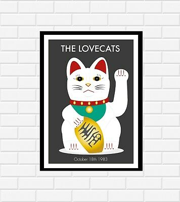 The Cure Poster • 24.99£