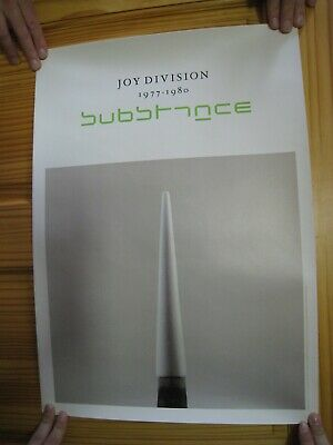 Joy Division Poster 1977-1980 Substance • 1,161.36£