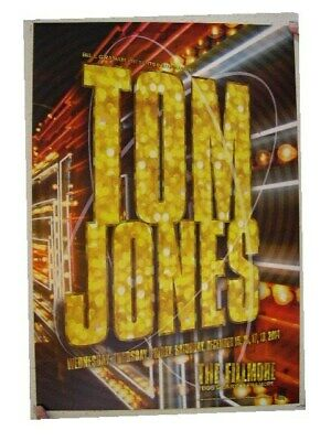 Tom Jones Fillmore Poster • 34.23£