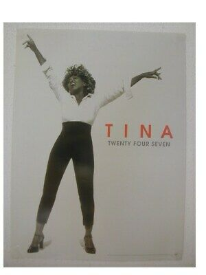 2 Tina Turner Promo Posters Sultry Poster • 41.52£