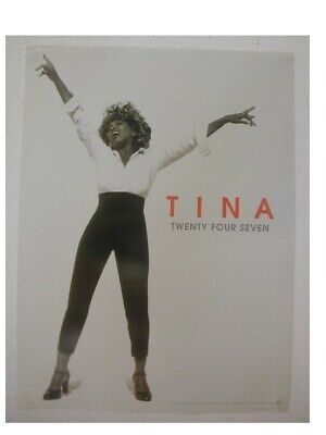2 Tina Turner Promo Posters Sultry Poster • 45.83£