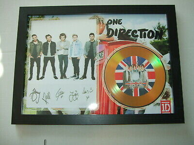 One Direction  Signed  Disc 6 • 21£