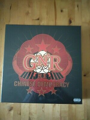 Guns N Roses.Chinese Democracy.Box Set. • 45£