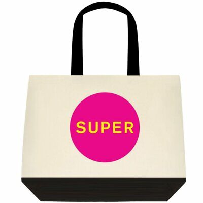 Pet Shop Boys – Super - Deluxe Tote Beach Bag - New - Exclusive & Last One! • 30£