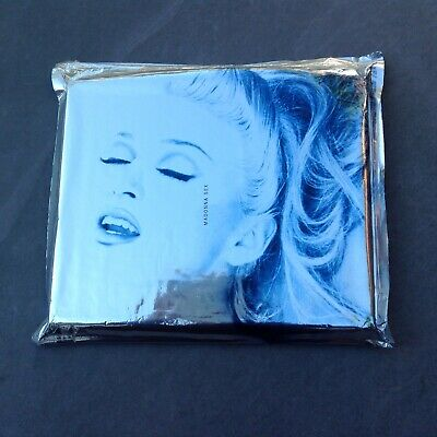 MADONNA Sex Book RARE Orig. UK In-Store New Sealed Dummy NO Book PROMO Display • 95£
