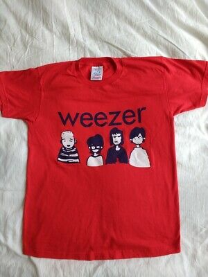 Weezer - Original Official Vintage T Shirt - Small • 19.99£