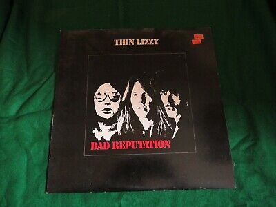 Thin Lizzy Bad Reputation 12  Vinyl Record Lp  • 2.99£