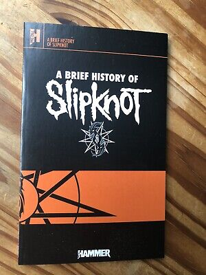 """""""a Brief History Of Slipknot"""" Book. Metal Hammer Paperback. 100 Pages New Unused • 2.99£"""