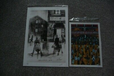 Limited Edition Northern Soul Prints X 2 By Neil Thompson • 14.99£