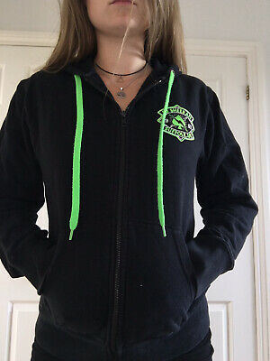 Ed Sheeran Genuine Mutiply Concert Tour Comfy Hoody Small. Black And Green • 2£