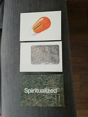 Spiritualized Postcards And Electricity CD Single • 4.50£