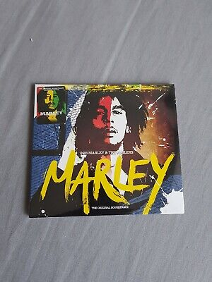 Bob Marley & The Wailers New CD  The ORIGINAL SOUNDTRACK  SEALED  • 10£