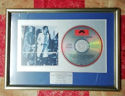 STYLE COUNCIL / JAM / WELLER Cafe Bleu Limited Edition Hand Numbered CD • 25£