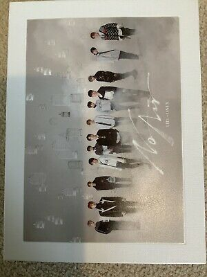 THE BOYZ - Mini Album Vol.3 [THE ONLY] No Air Ver. Unsealed • 6£