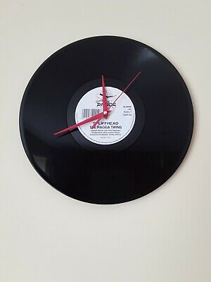 Rave Memorabilia Vinyl Record Clock With Rave Tune Of Your Choice On Label  • 15£