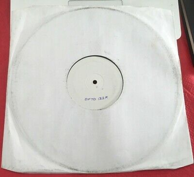 Bob Sinclair  World, Hold On (Remixes)  RARE UK 2006 White Label 12  Single VG • 4.99£