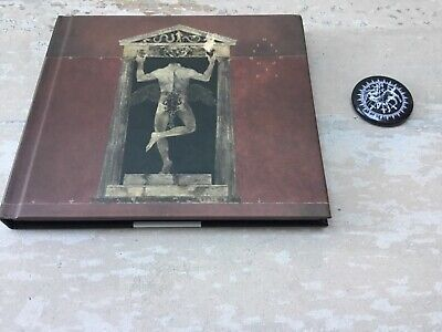 Behemoth Messe Noire Digibook CD +Blu-Ray Exclusive Polish Signed Ed. With Badge • 59.99£