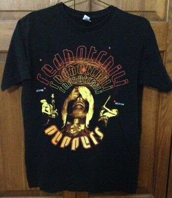 Red Hot Chili Peppers - T-Shirt (L) Black • 11.72£